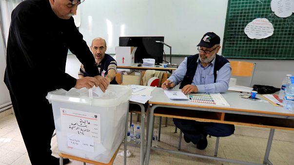 Lübnan'da genel seçimler yapıldı