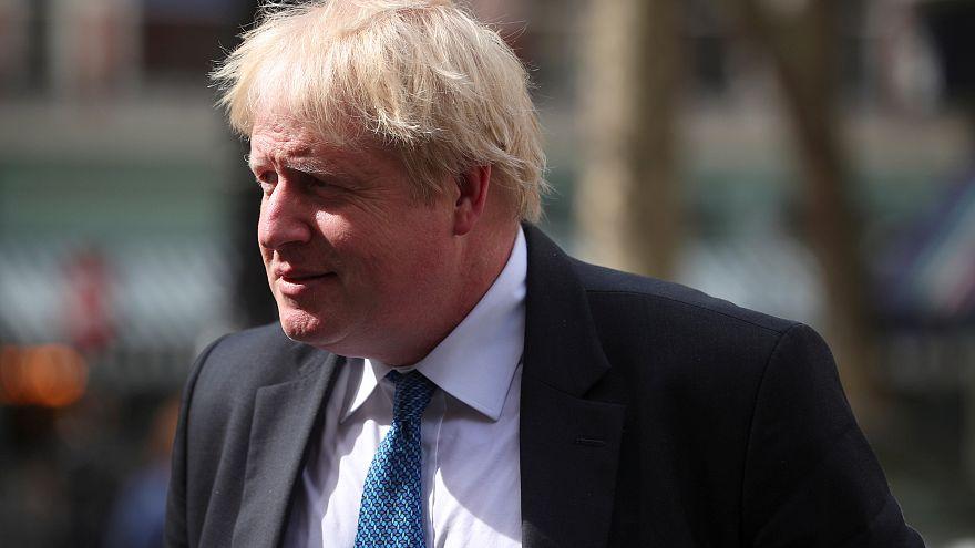 Boris Johnson urges Trump: enforce Iran nuclear deal, don't break it