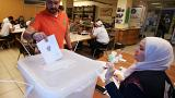 Turnout down in Lebanese poll