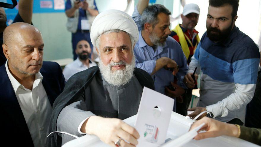 Nur 49,2% Wahlbeteiligung im Libanon