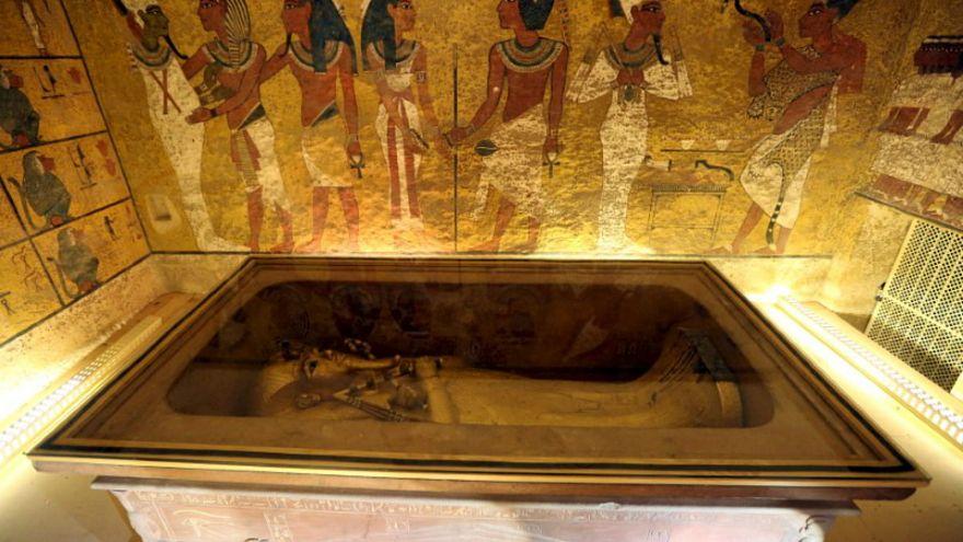 مصر تقول كلمتها الأخيرة بشأن سر الغرفة الخفية في مقبرة توت غنخ آمون