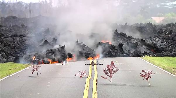 No new explosions after Kilauea erupted on Friday