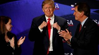ΗΠΑ: Aντίστροφη μέτρηση για τις αποφάσεις Τραμπ για τα πυρηνικά του Ιράν