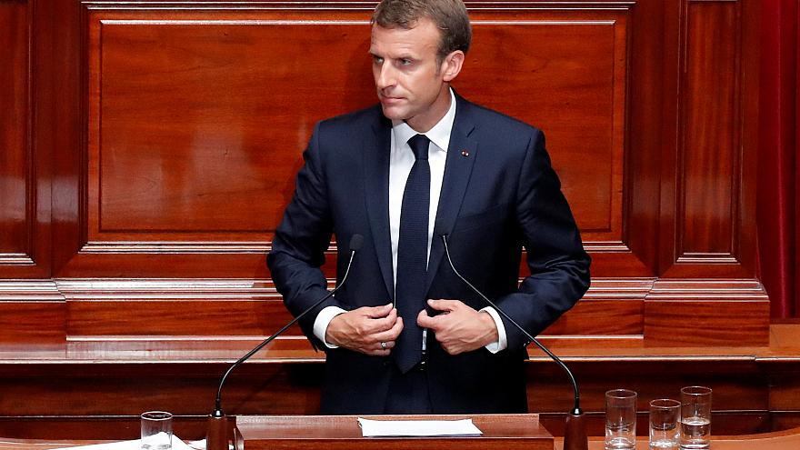 Macron one year in office - his vision for Europe