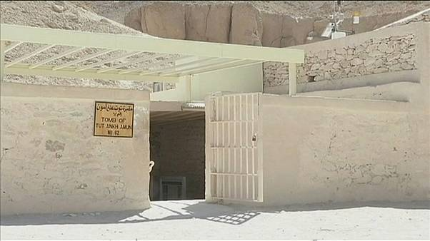 No hidden rooms in Tutankhamun's tomb