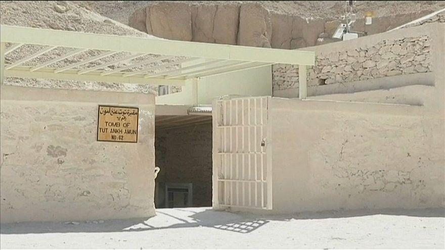 No hidden rooms in Tutankhamun's tomb