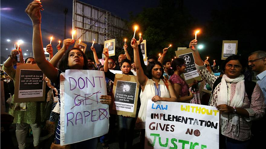 Second teen raped, set alight in India: police