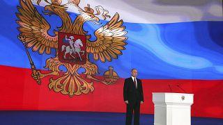 Vladimir Poutine prête serment pour un IVe mandat