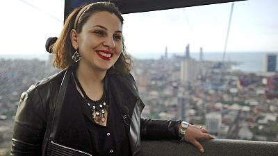 "Lia Phutkaradze: ""Batumi brings people together"""