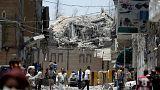 جنگندههای ائتلاف کاخ ریاست جمهوری یمن را بمباران کردند