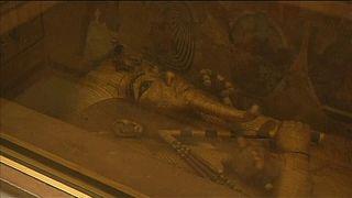 Nefertiti non riposa con Tutankhamun