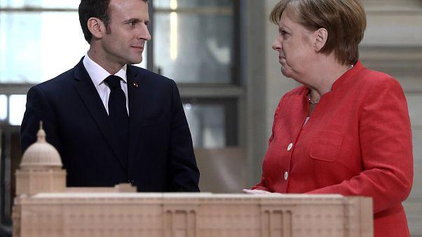 فرنسا وألمانيا ملتزمتان بالاتفاق النووي مع إيران بغض النظر عن قرار أمريكا