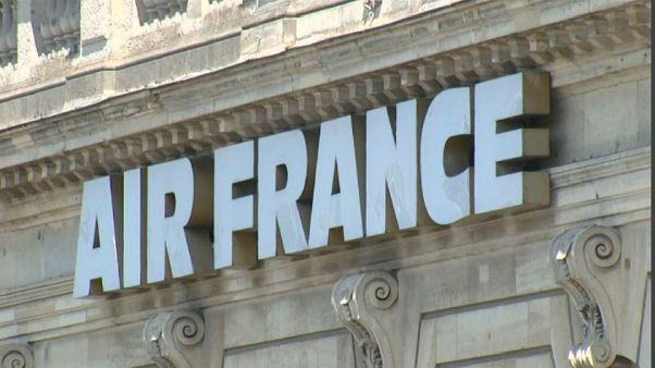 Crisi Air France: il titolo crolla in Borsa