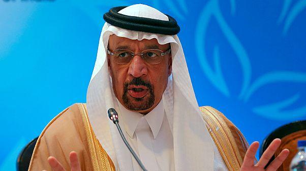 وزير الطاقة السعودي قلق من نقص فائض إنتاج النفط الخام