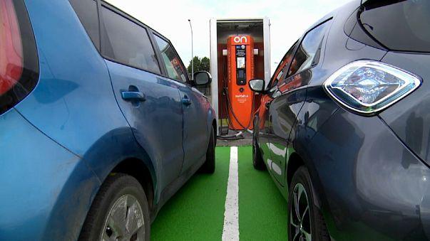 Nissan против дизеля