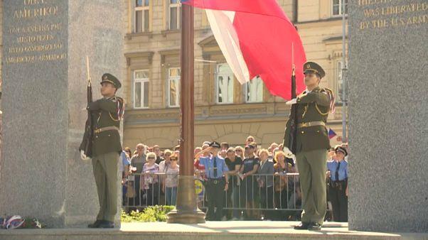 Tschechien gedenkt Ende des 2. Weltkriegs