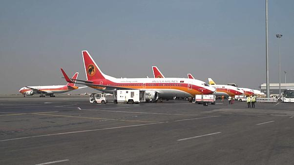 Angola aposta forte nos voos domésticos