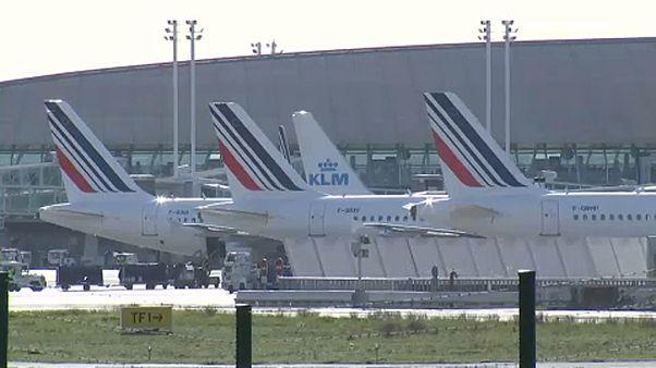 Mélyrepülésben az Air France KLM részvényei