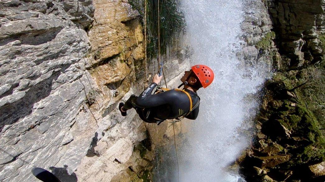 Ballade au Canyon d'Okatse : frissons garantis !