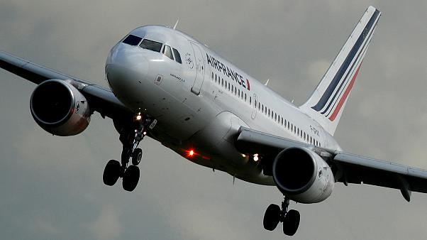 Greves na Air France causam queda a pique nas ações