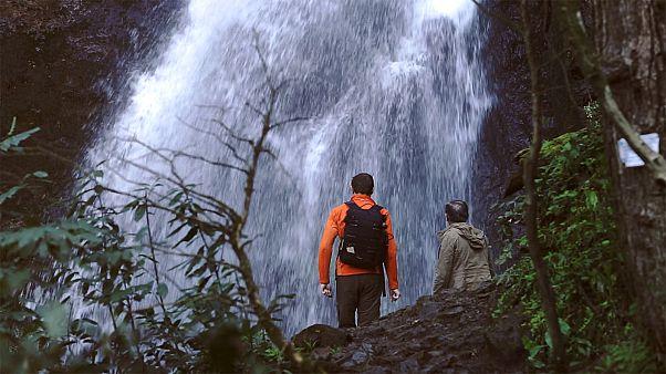 La 'montaña llorosa' del Parque Nacional de Mtirala