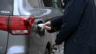Nissan: Elektroautos statt Diesel in Europa