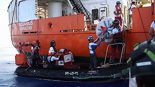 Les pompiers espagnols accusés de trafic de migrants relaxés