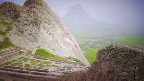 Ilandag, la montagne aux légendes