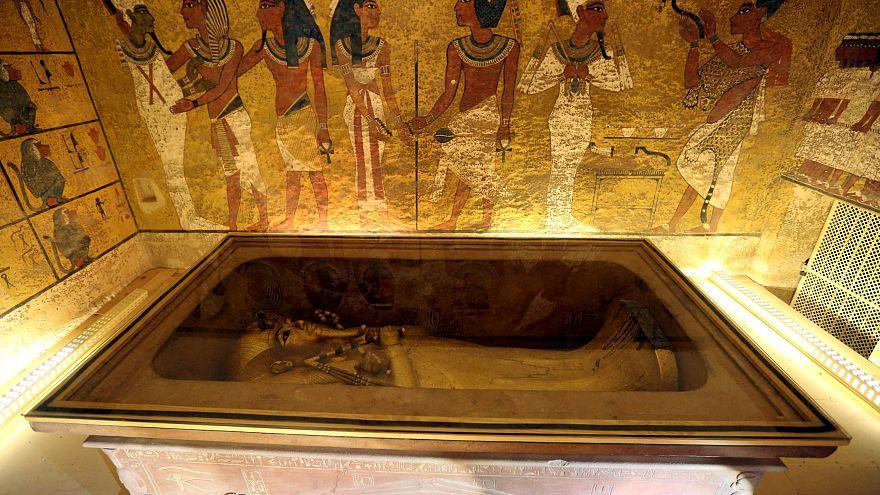 Tutankhamun'un mezarında gizli oda olmadığı ortaya çıktı