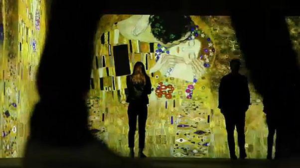 Klimt-varázslat Párizsban