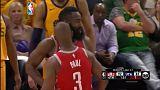 Los Rockets con un pie en la final de la Conferencia Oeste