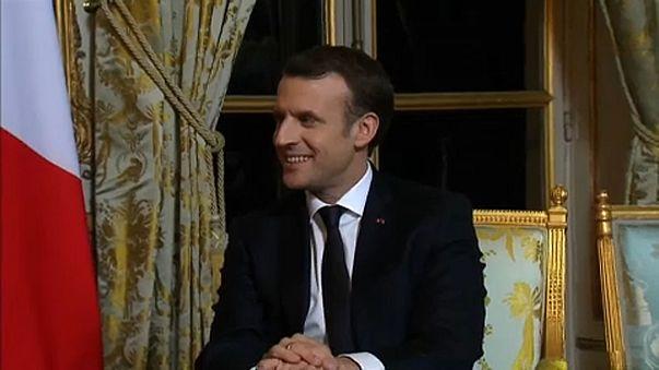 Macron AB için neler yaptı ?