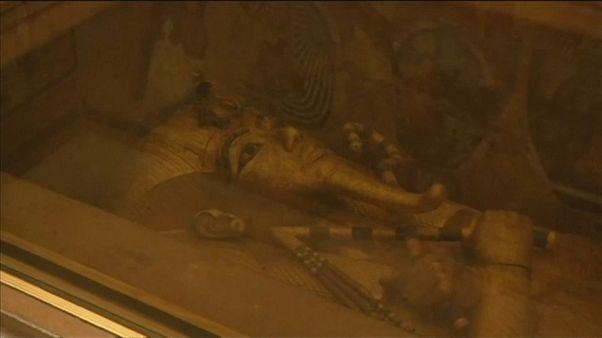 No hay cámara secreta en la tumba de Tutankamón