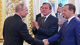 Presidente da Rússia agradeceu bom trabalho do governo e pede mais