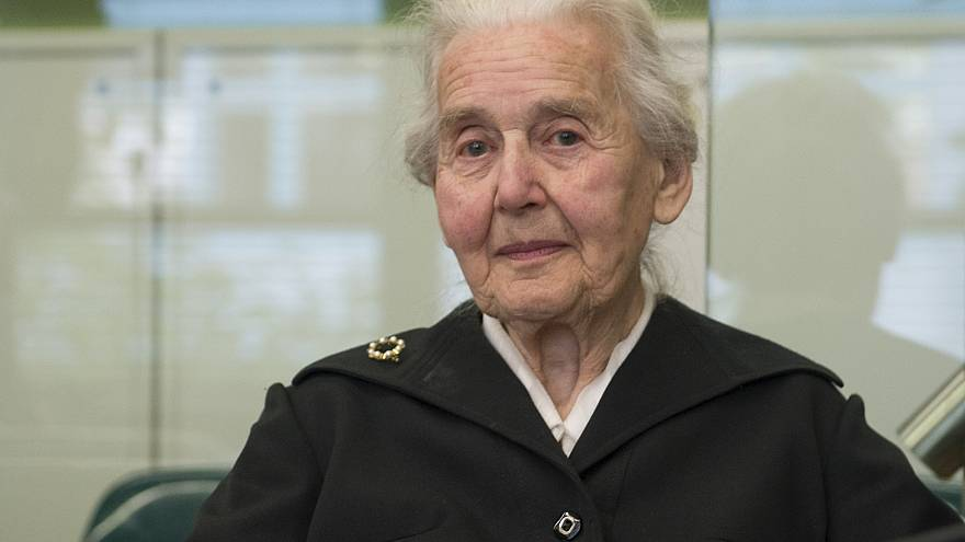 'Nazi Grandma' arrested after she fails to show up for prison