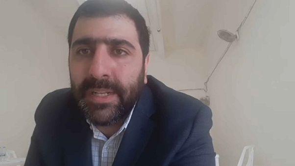 """Marwan Maalouf:""""En El Líbano la escena política y la división de poderes seguirán igual""""."""