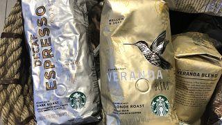coffee packs starbucks
