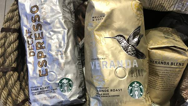 coffee packs starbucks