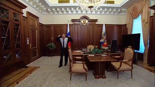 Putin'in dördüncü başkanlığa uzun yürüyüşü