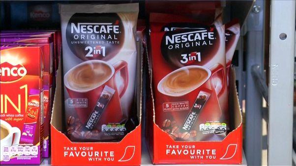 Millonario acuerdo entre Nestlé y Starbucks