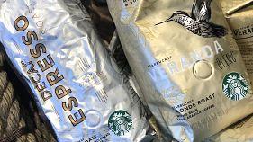 Nestlé va vendre des produits Starbucks
