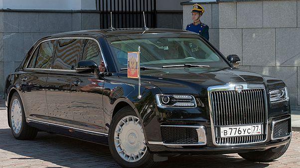 Poutine a enfin sa limousine... russe!