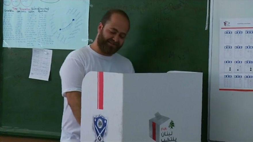 Lübnan'da halkın çoğunluğu seçimlerde sandık başına gitmedi
