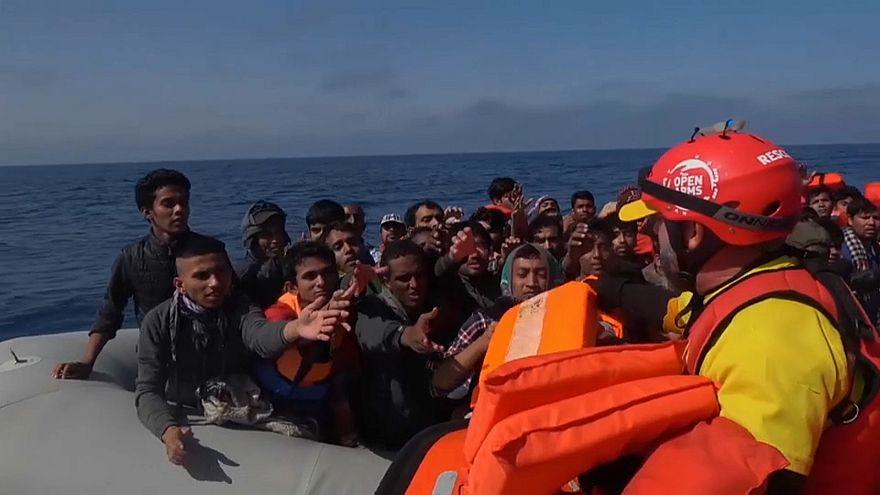 El buen tiempo dispara el fenómeno de las pateras en el Mediterráneo