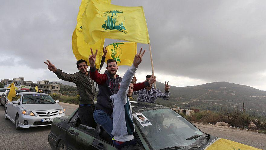 Projeções dão vitória ao Hezbollah no Líbano