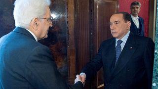 """El presidente de la República italiana, Sergio Mattarella, propone un Gobierno """"neutro"""" hasta diciembre"""