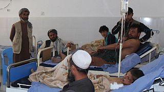 Province Kunduz, Afghanistan, 3 april