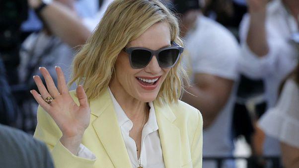 Cannes version Cate Blanchett