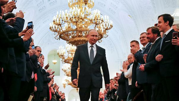 La estrategia europea frente a Putin