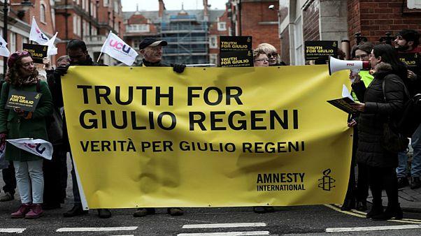 اتفاق مصري إيطالي على استرجاع تسجيلات كاميرات المراقبة في قضية ريجيني